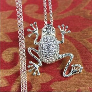Jewelry - Frog 🐸 necklace
